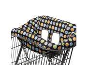 Evenflo Multi-Use Cart Cover - Crayon Scribbles