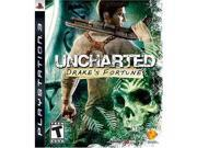 Uncharted: Drake's Fortune for Sony PS3
