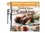 Personal Trainer: Cooking for Nintendo DS