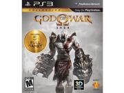 God of War: Saga-Dual Pack for Sony PS3