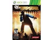 Def Jam Rapstar game only for Xbox 360