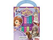 My First Library 12 book Disney Jr. Sofia the First