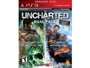 Uncharted Dual Pack - 1 & 2 for Playstation 3