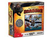 How to Train Your Dragon 2 - 100 Piece Puzzle