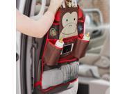 Skip Hop Zoo Backseat Organizer - Monkey
