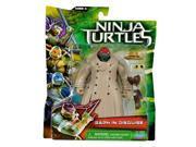 Teenage Mutant Ninja Turtles Movie Basic Figure - Raphael in Trench Coat