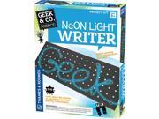 Thames & Kosmos Geek Neon Light Writer Project Kit