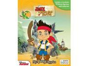 Jake and the Neverland Pirates: My Busy Book