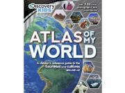 Discovery Kid World Atlas Book