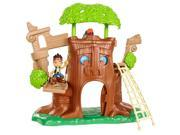 Fisher-Price Disney Jake and the Never Land Pirates Sneaky Tiki Tree Playset