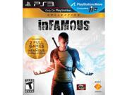 Infamous 1-Dual Pack for Sony PS3