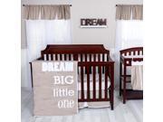 Trend Lab Dream Big Little One - 3 Piece Crib Bedding Set