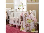 Carter's - Jungle Collection 7 Piece Crib Set