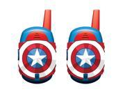 The Avengers Walkie Talkies with Changeable Face Plates