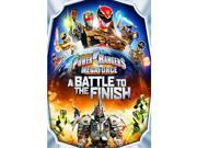 Power Rangers Megaforce: A Battle To The Finish DVD