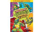 Teenage Mutant Ninja Turtles: Cowabunga Classics DVD