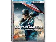 Captain America: The Winter Soldier 3D Blu-Ray Combo Pack 3D Blu-Ray/Blu-Ray/D