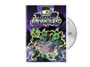 Ben 10 Omniverse: Galactic Monsters DVD