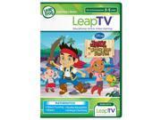 LeapFrog LeapTV Disney Jake & the Never Land Pirates Educational, Active Video