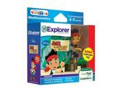 LeapFrog Explorer Learning Game: Disney Jake & the Never Land Pirates with Fre