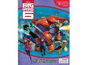 Big Hero 6: My Busy Book
