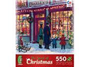 Holiday Puzzle - Window Shopping