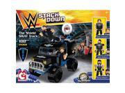 WWE The Shield SWAT Truck