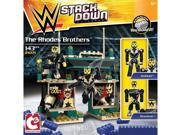 WWE Stackdown Tag Team Sets - The Rhodes Brothers
