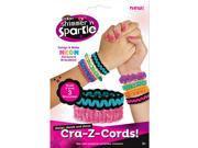 Cra-Z-Art Shimmer n Sparkle Paracord Bracelet 3 Pack - Neon