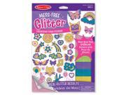 Melissa & Doug Mess-Free Glitter - Friendship