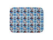 CafePress Boy Nautical Baby Blanket