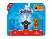 Skylander Trap Team: 3 Pack Air/ Kaos/ Earth
