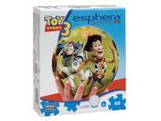 Toy Story 3 Esphera Puzzle - 60-Piece