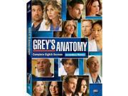 Grey's Anatomy: Complete Eighth Season SD