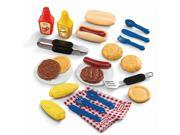 Little Tikes Grillin' Goodies Play Barbecue Set