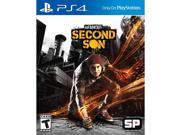 Infamous: Second Son Limited Edition for Sony PS4