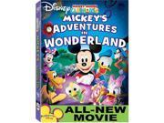 Disney Mickey Mouse Clubhouse: Mickey's Adventures in Wonderland DVD