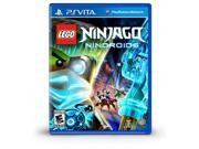 LEGO Ninjago Nindroids for Sony PS Vita