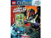 LEGO Legends of Chima: Ravens and Gorillas Activity Book #3