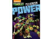 Teenage Mutant Ninja Turtles: Pulverizer Power DVD
