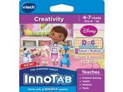 VTech InnoTab Software - Doc McStuffins Create and Learn