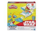 Play-Doh Star Wars Luke Skywalker and Snowtrooper Can-Heads