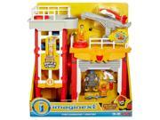 Fisher-Price Imaginext Rescue Heroes Fire Command Center