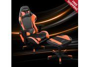 DXRacer Video Gaming Chair + Ottoman FA96NO/Suit Movie Gaming Chair TV Lounge Video Chair eSports Ergonomic Design Playroom Furniture