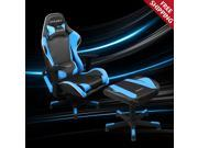 DXRacer Video Gaming Chair + Ottoman FA96NB/Suit Movie Gaming Chair TV Lounge Console Gaming Chair eSports Ergonomic Design Playroom Furniture
