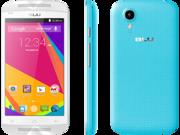 "BLU Dash C MUSIC D390L White & Blue 2G 3G  Dual SIM Unlocked 4.0"" Phone Android"