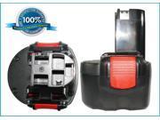 1500mAh Battery For Bosch GSR 9.6-1, GSR 9.6-1, GSR 9.6-2, GSR 9.6V, GDR 9.6V