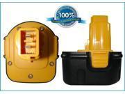 2000mAh Battery For Dewalt DC981KB, DCD910KX, DCD940B2, DCD945B2, DCDK12, DW051K
