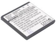 900mAh Battery For Sony Ericsson U5, W8, ST15, ST15A, ST15I, Xperia Active, ST17