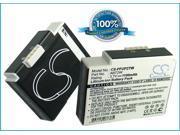 1100mAh Battery For Pure Flip 4GB | 1 hr, UltraHD 8GB | 2 hr